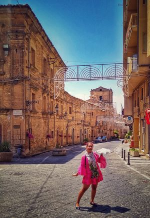 Sicilian Affair <3