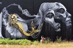 Places to see graffiti's in Seattle: SODO, belltown and more