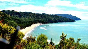 Waihi Beach camping trip