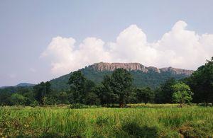 Unexplored part of Odisha