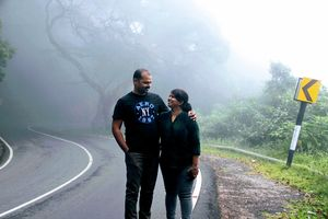 Kodanad Valley - Where the clouds roll with you