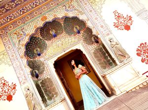 First solo female travel experience #Jaipur #budget travel