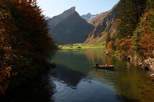 Swiss Diaries - Seealpsee