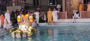 Beautiful and mesmerizing iskcon, Pune : Jai shree krishna