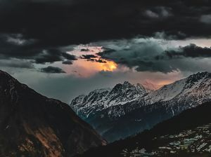 Auli at its very best.