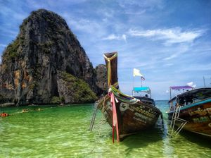 Krabi, The beach Paradise