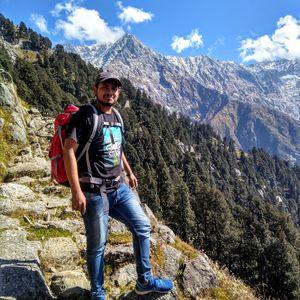 Trail to Triund Adventure Hills