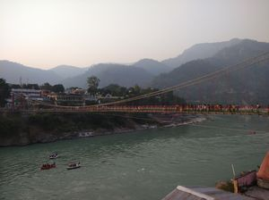 Budget stay at Rishikesh