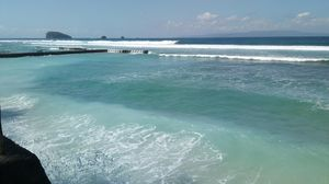 Travelling to East of Bali on a budget- Solo travelling to #Candidasa, #Indonesia