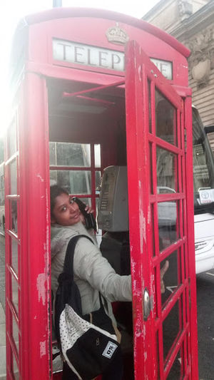 My Journey to the Land of Fairy-tales- #London Travel