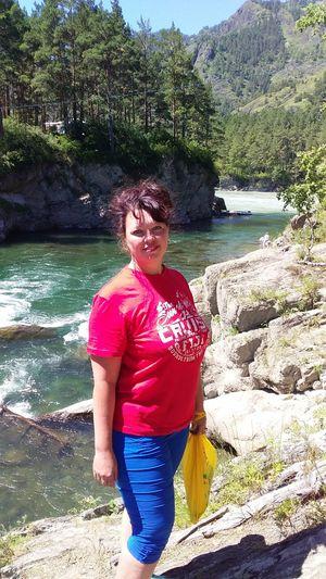 Adventure on the Katun river
