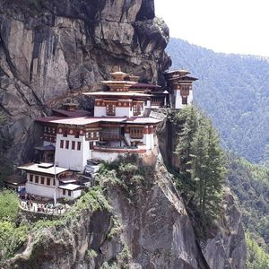 Paro Taktshang, a place one must visit at least once in a life time.