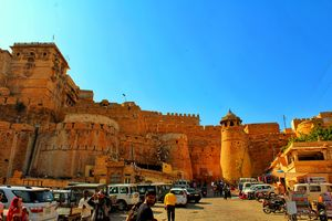Amazing Trip to the Golden City, Jaisalmer