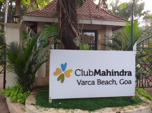 An exotic way to enjoy goa... at Club Mahindra