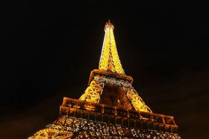 Bonjour Paris! #paris #eiffel #louvre #nortedame #montmarte #tenphotos #monalisa