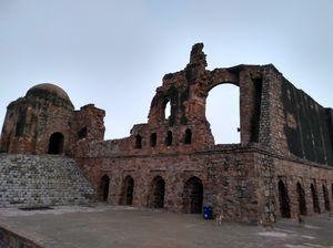 Exploring the 'Djinns' of Ferozabad