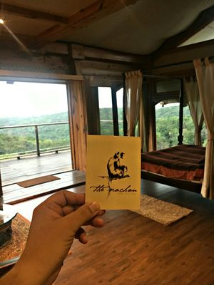 The machan(Lonavala) a perfect weekend getaway from busy city life....a place to relax...#quirkystay