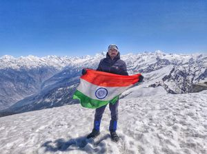 """THE"" Snow Trek : Kedarkantha"