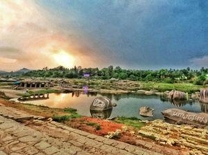 City of ruins - hampi