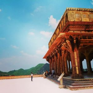 Hill fort of Jaipur, Amer fort