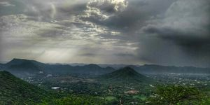It's Udaipur !