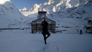 Track to kedarnath,