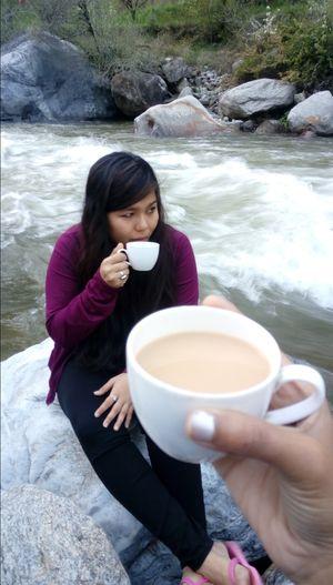 River side home stay... Awsome experience...fishing...tea...love...