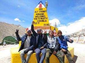 Memorable and adventurous!!!  Hell yeaa