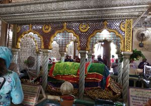 One of the famous Dargah in India