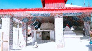 Kareri lake summited by us, it's historical lake and worship of Himachali with lake.