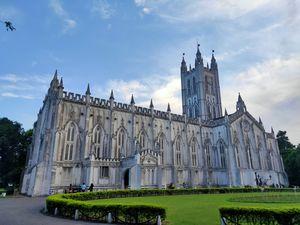 Fascinating Church at the City of Joy