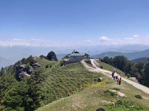 Hatu peak -Narkanda Himachal  Pradesh