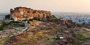 Mehrangarh Fort and Museum 1/undefined by Tripoto