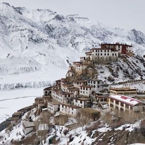 It's Snowing in Spiti and This Means That Winters Are Officially Here