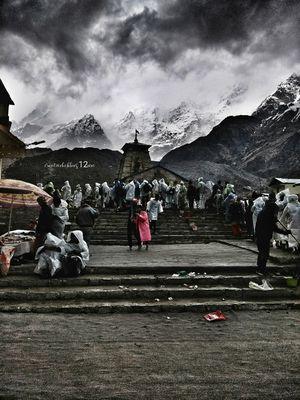 The grand Kedarnath trek: one of the 5 shiva shrines ( Panch Kedar )