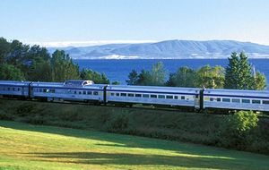 Why the Train is the Most Beautiful Way to See Eastern Canada