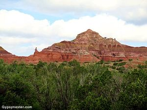 Utterly Unexpected Palo Duro Canyon   The GypsyNesters
