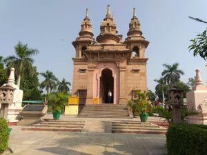 Sarnath - Religious site for Buddhism