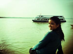 Janki and Anandmayi Ghats l Varanasi