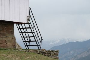 Bijli Mahadev, A Staircase to the Paradise #tenphotos
