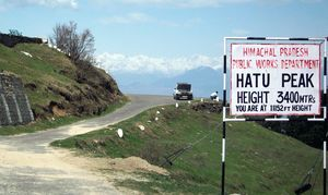 Places of Nature's pride - Chandigarh and Shimla