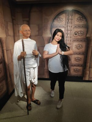 A day with celebrities at Delhi's own wax museum - Madame Tussauds