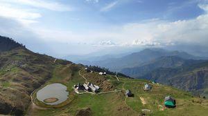 A place to loose yourself - Prashar lake
