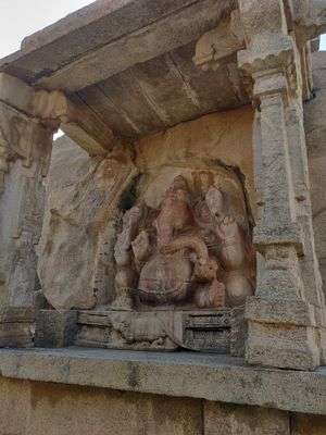 Lepakshi: A small architectural  wonder