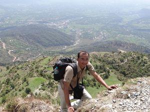 Aadi Himani Chamunda Trek in April 2013