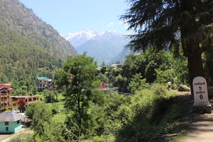 Stay high in Kasol