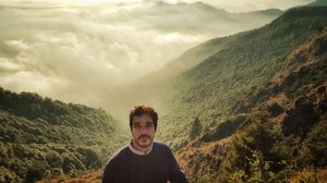 A little close to heaven.  #selfiewithaview #tripotocommunity
