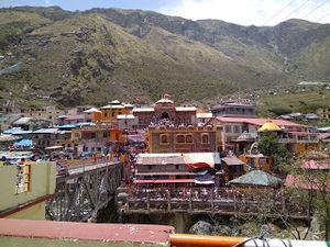 Char Dham Yatra Badrinath Dham