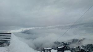Shimla - snowfall 2k19