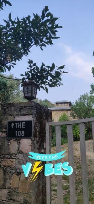 A long weekend trip to THE 108, Jungaliya Gaon, Uttarakhand